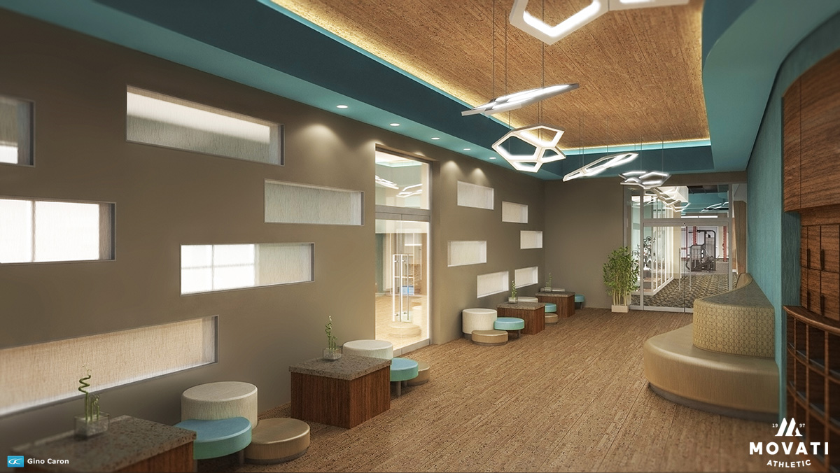"""Perspective 3D - <a href=""""http://www.movatiathletic.com/"""">Movati Athletic Gym</a>"""